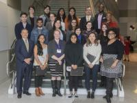 2018 Diversity and Inclusion Fellows