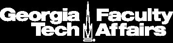 Faculty Affairs   Georgia Institute of Technology   Atlanta, GA